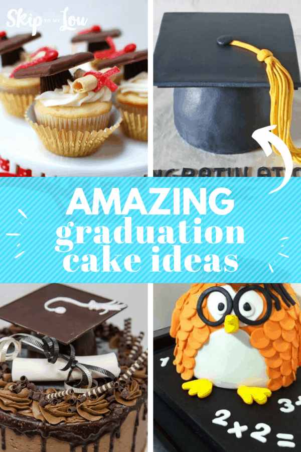 graduation cake ideas PIN