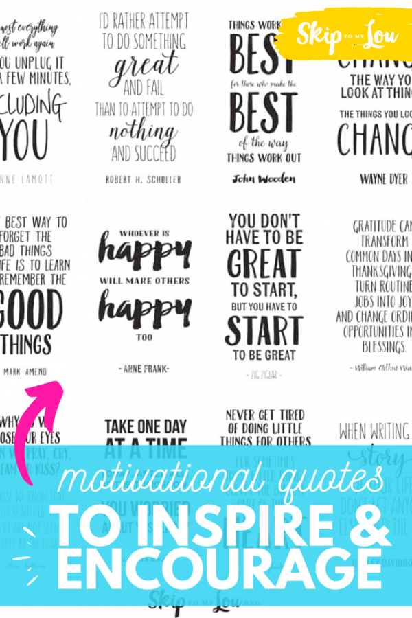 motivational quotes PIN