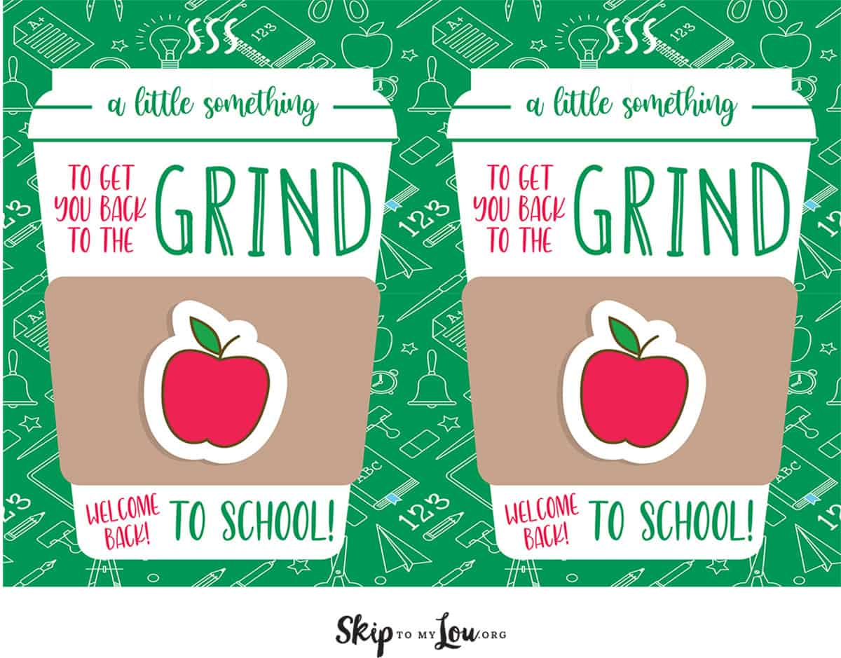 two on page back to grind printable