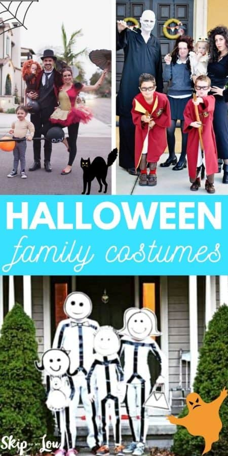 halloween family costumes PIN
