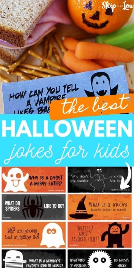 halloween jokes for kids PIN