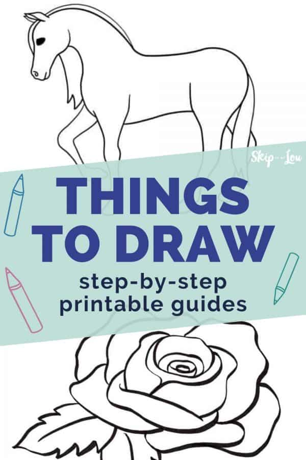things to draw PIN