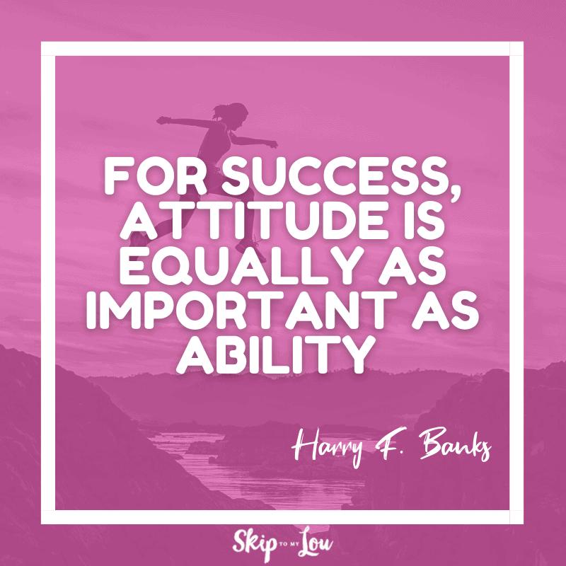 Harry Banks quote