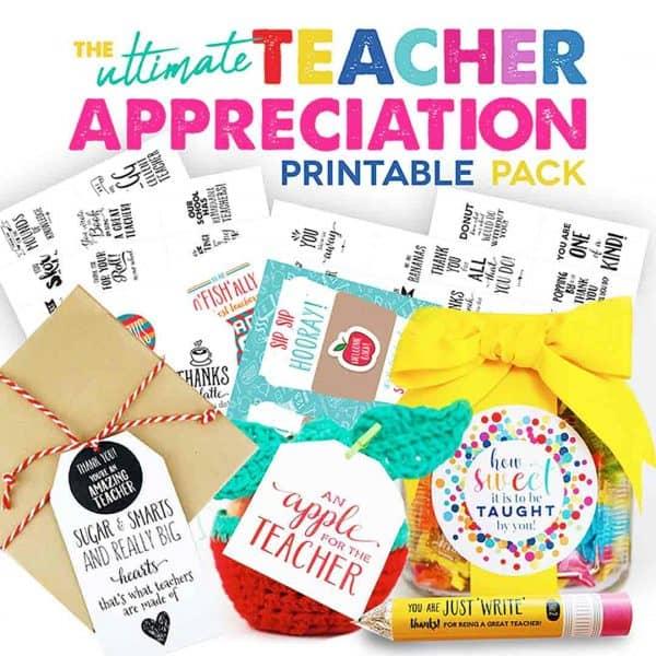 teacher appreciation bundle