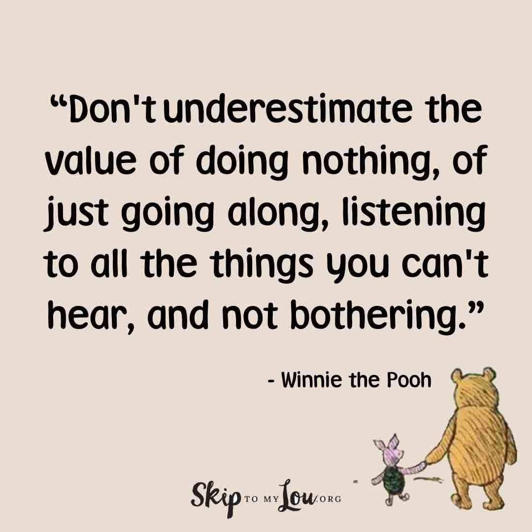 don't underestimate winnie the pooh quotes