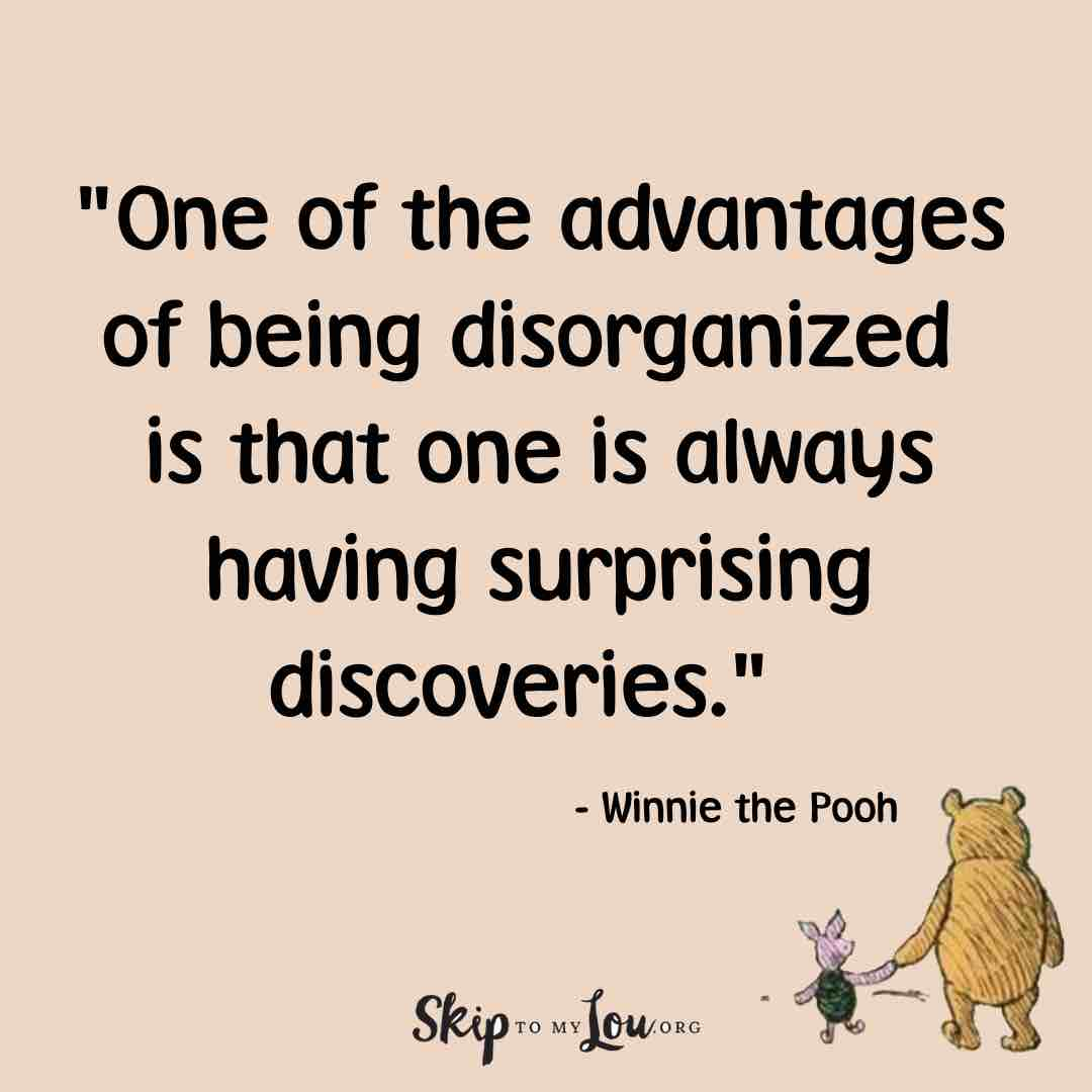 one of the advantages winnie the pooh quotes