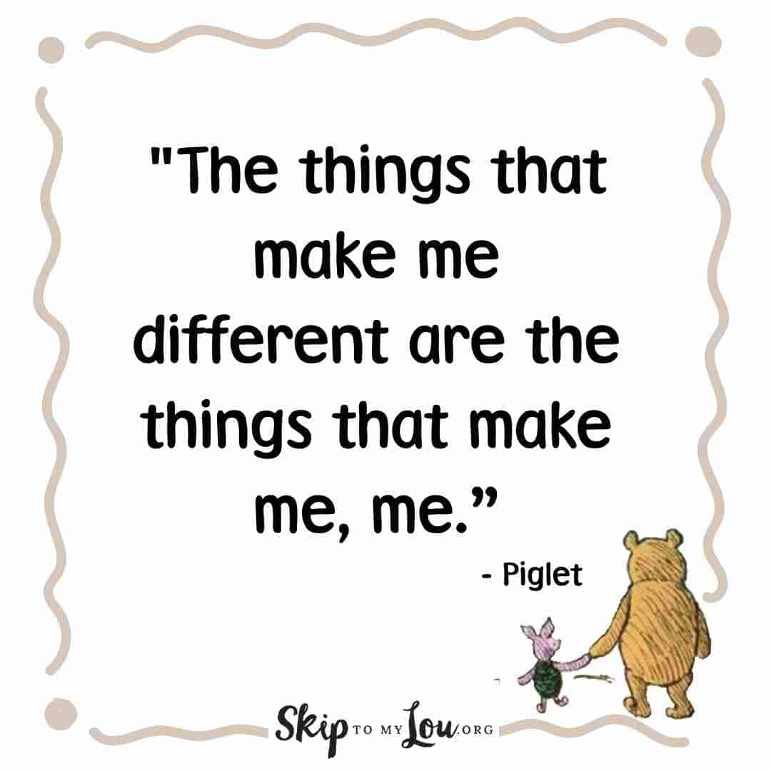 the things that make winnie the pooh quotes